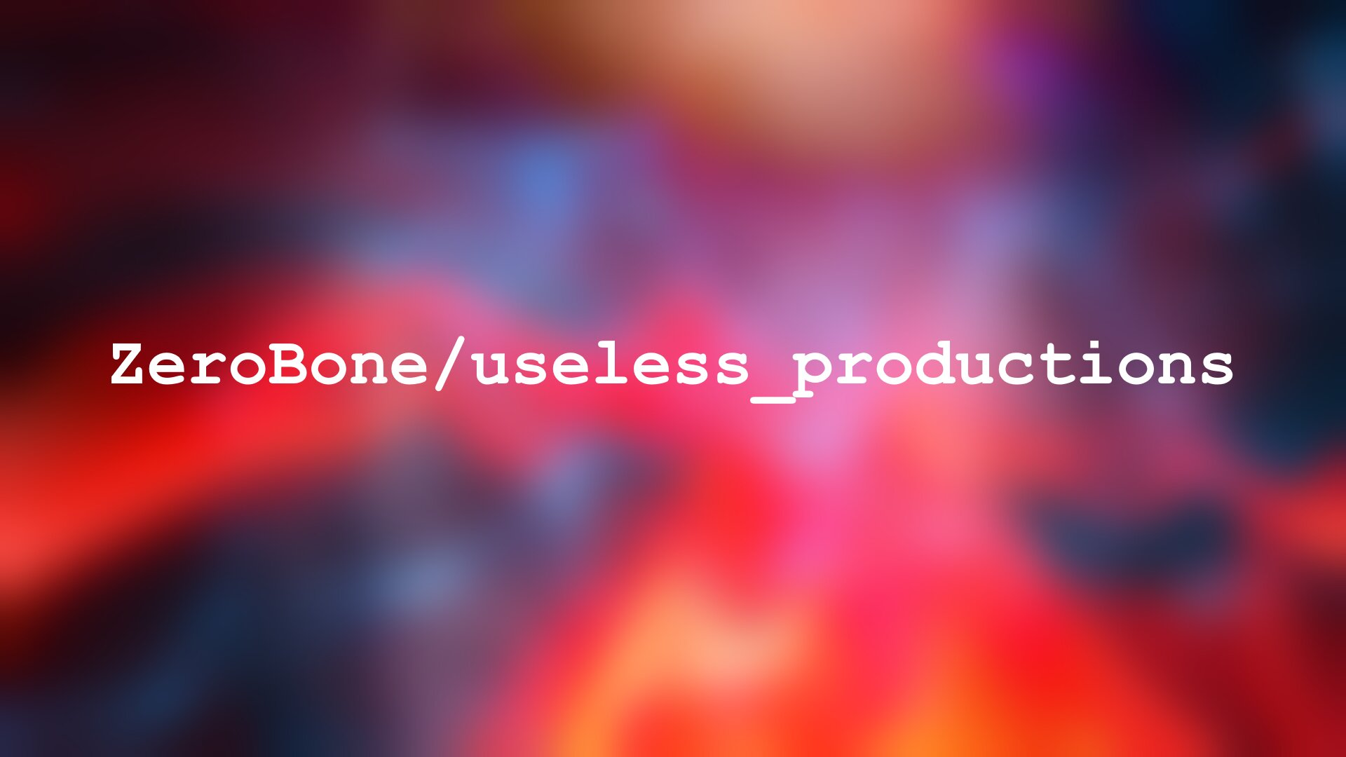 useless_productions